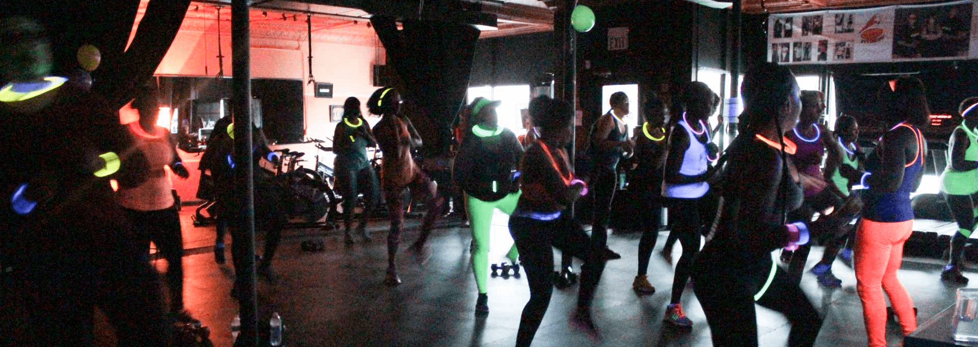 Bfit Fitness Glow Workout